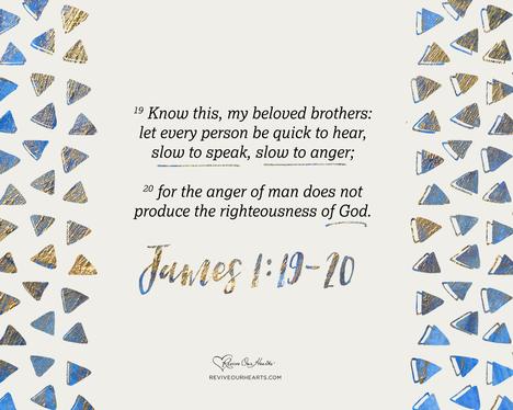 James 1:19-20 desktop wallpaper