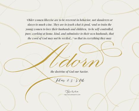 Titus 2:3–5 desktop wallpaper