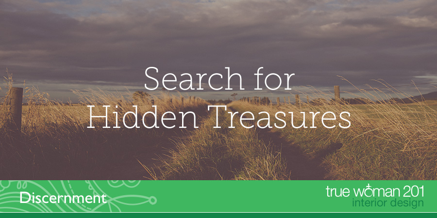Thumbnail of Search for Hidden Treasures (True Woman 201, part 1)