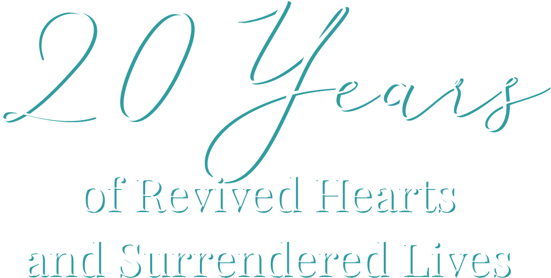 20 Years of Revive Our Hearts and Surrendered Lives