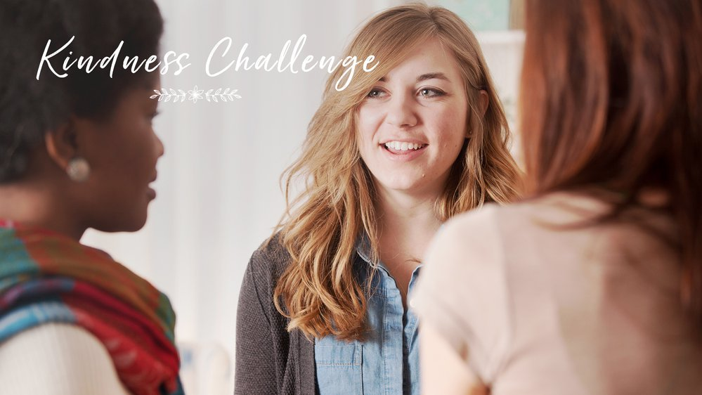Revive Our Hearts Kindness Challenge