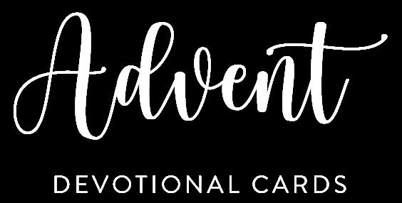 Advent Devotional Cards