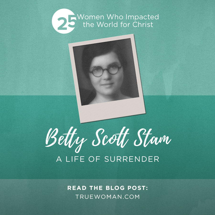 Thumbnail of Betty Scott Stam: A Life of Surrender