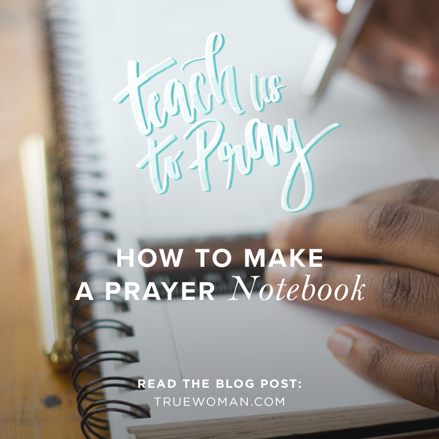 Thumbnail of How to Make a Prayer Notebook